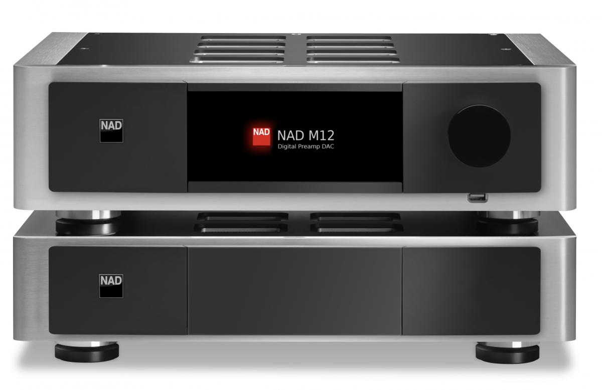 NAD Master M12 / M22 Review