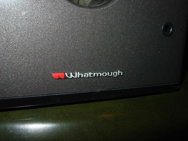 Whatmough Audio P15-SE Loudspeakers Review
