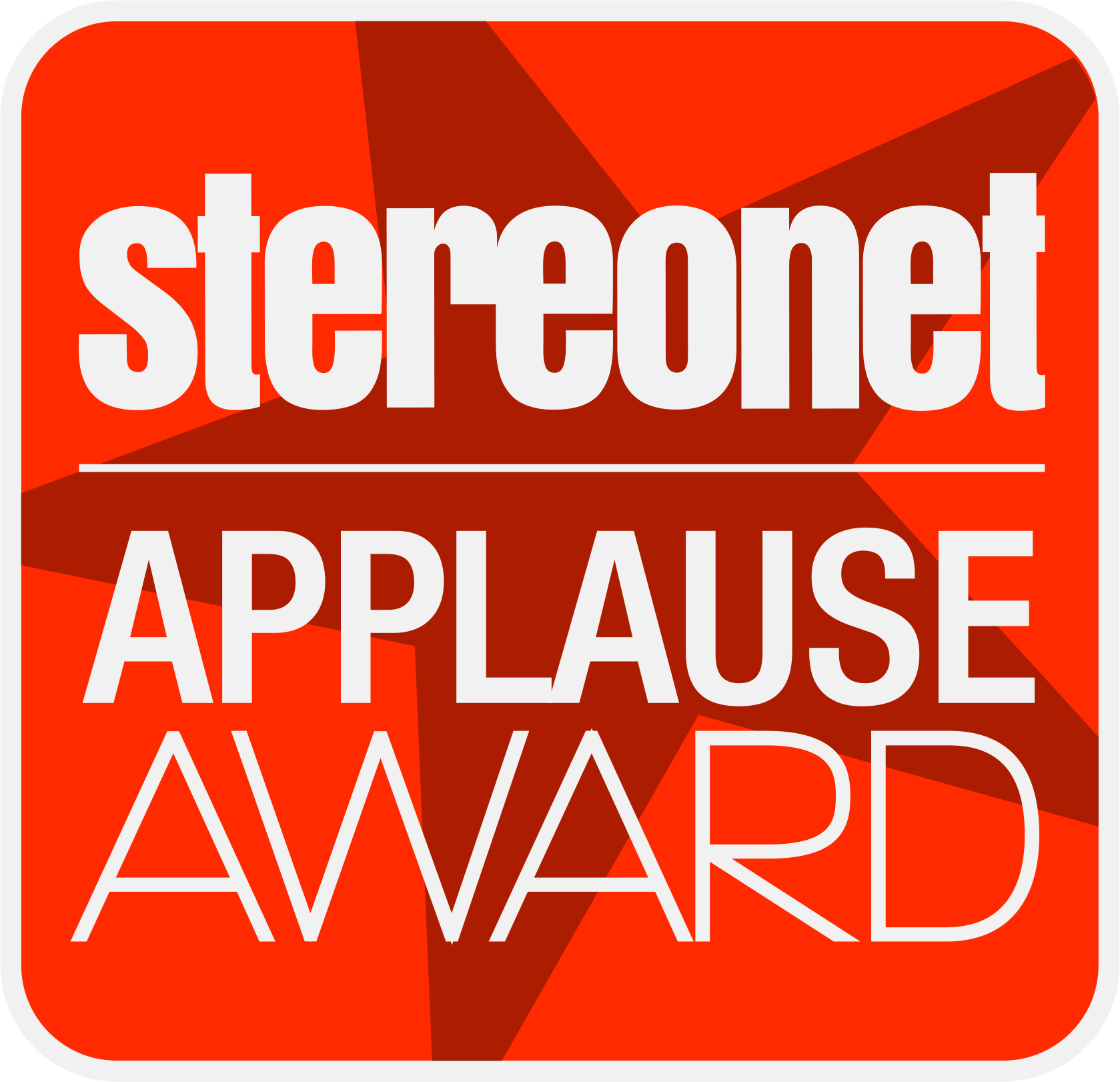 StereoNET Applause Award 2018
