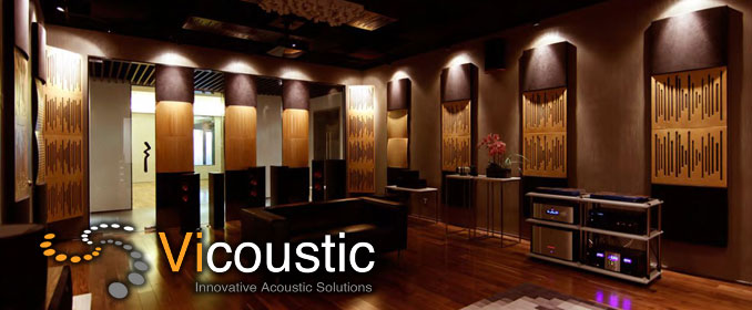New Products from Vicoustic