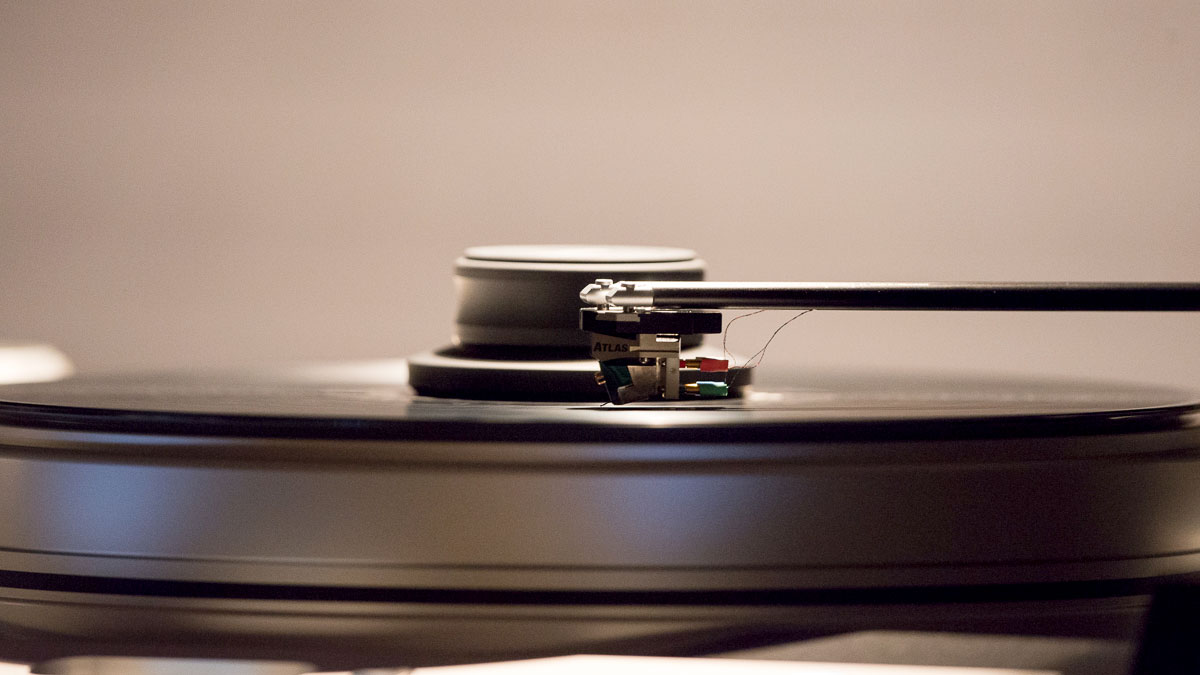 TechDAS Air Force Two Turntable Review