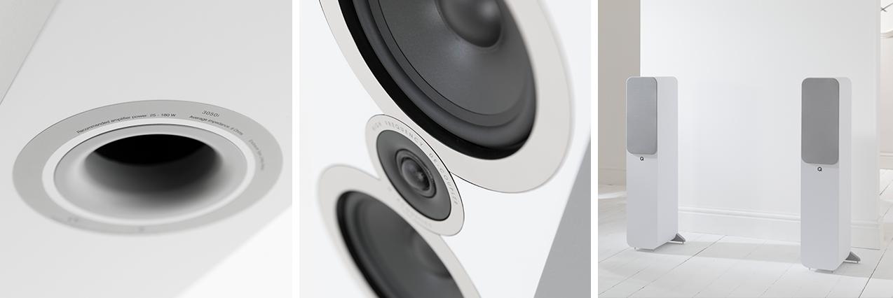q acoustics 3050i details